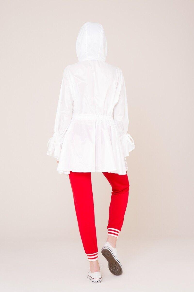 Kırmızı Spor Jogger Pantolon