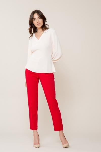 GIZIA - Kırmızı Pantolon