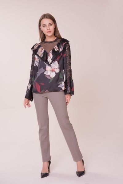 GIZIA - Desenli Bluz