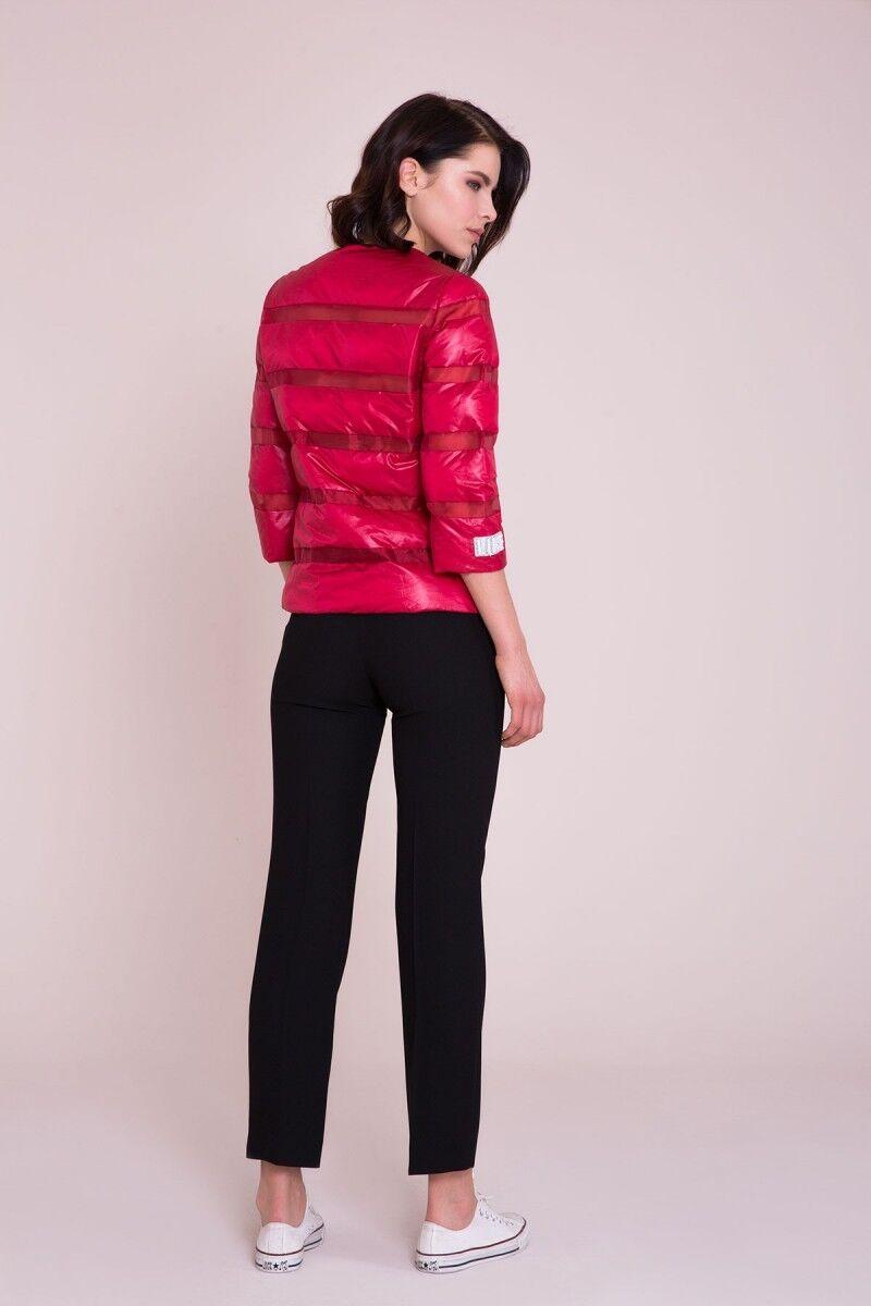 Mevsimlik Kırmızı Ceket