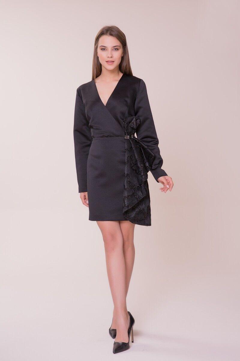 GIZIA - Siyah Mini Elbise