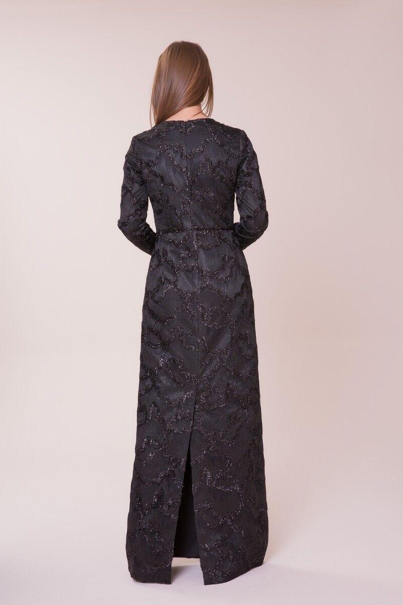 Siyah Uzun Elbise