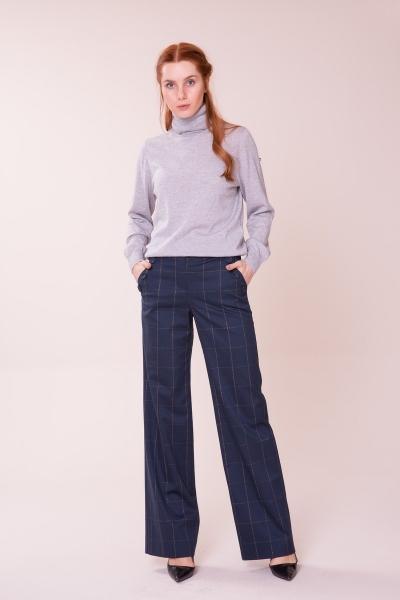 GIZIA CASUAL - Lacivert Pantolon