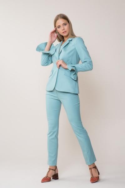 GIZIA CASUAL - Bebek Mavi Ceket