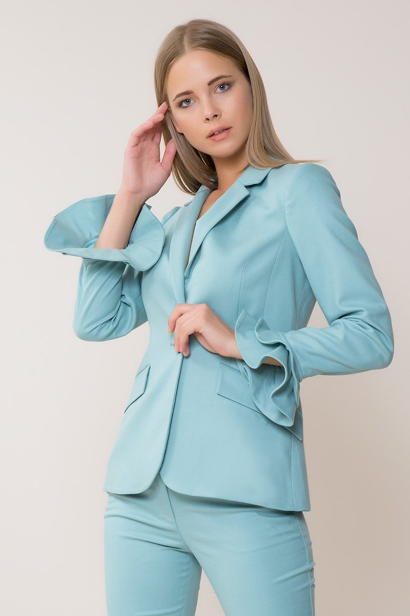 Bebek Mavi Ceket