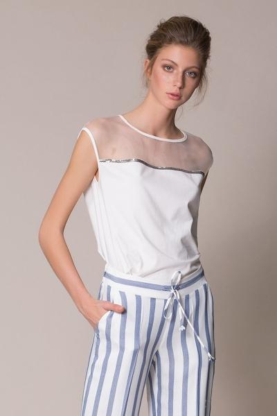 GIZIA - Beyaz Spor Bluz