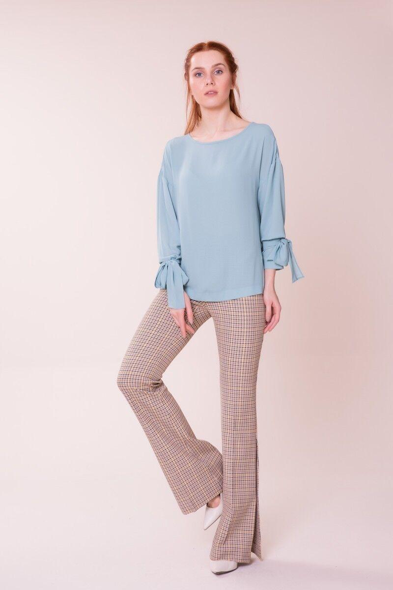 GIZIA CASUAL - Açık Mavi Bluz