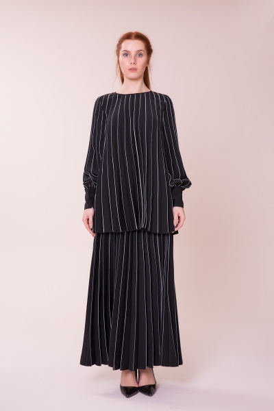 GIZIA CASUAL - Siyah Bluz
