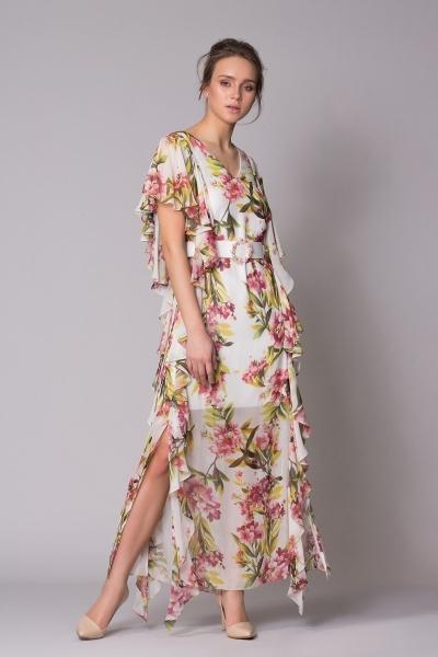 GIZIA - Çicek Desenli Elbise