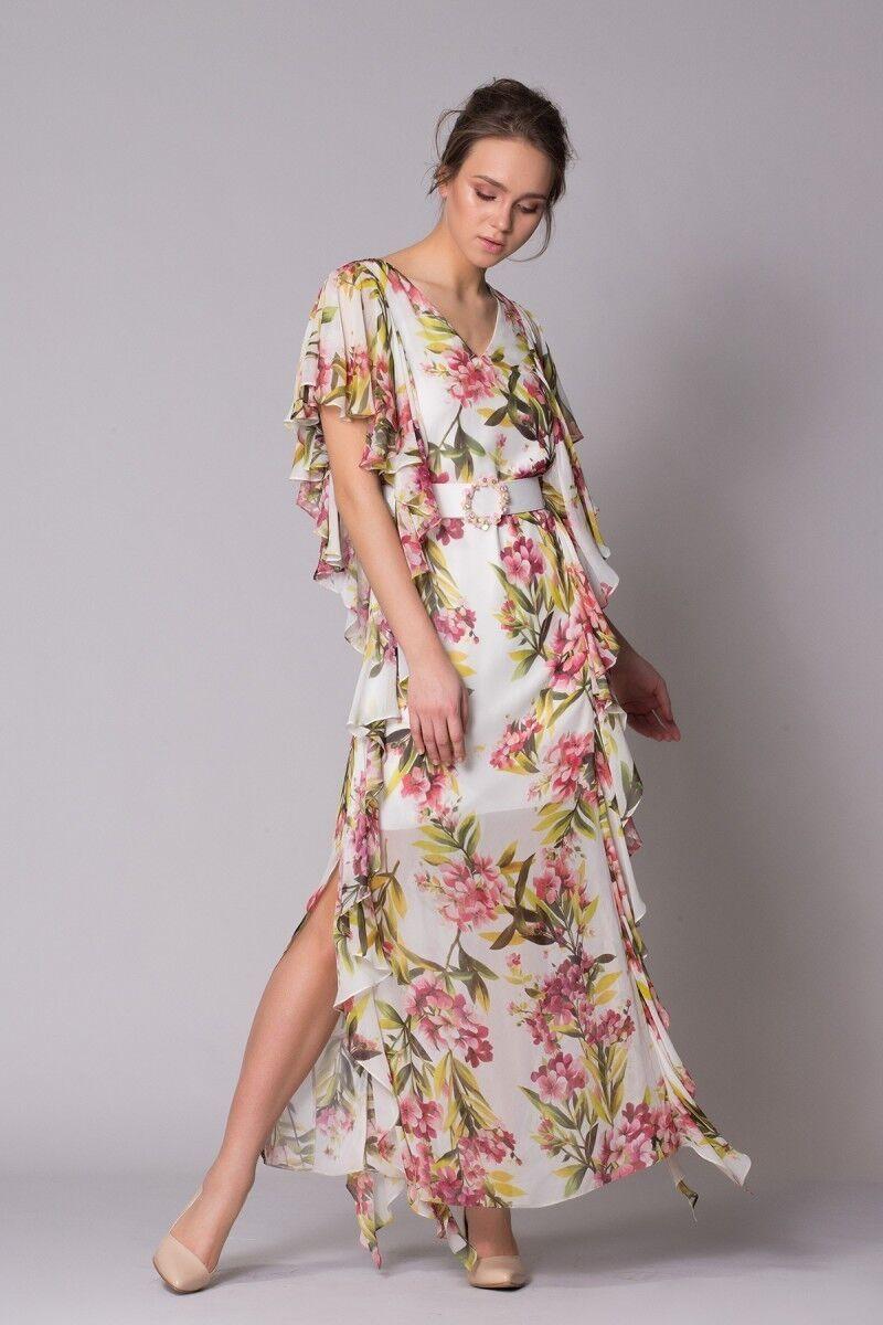 Çicek Desenli Elbise