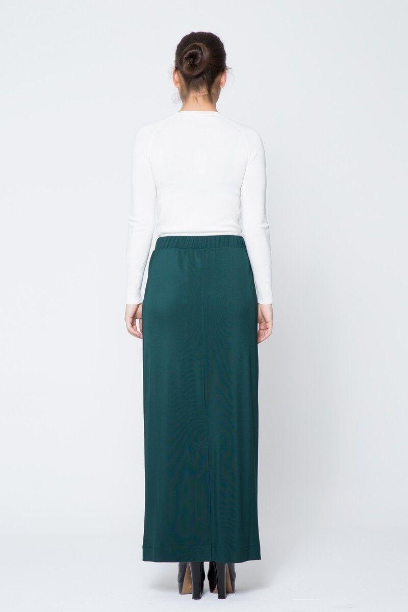 Yeşil Uzun Etek