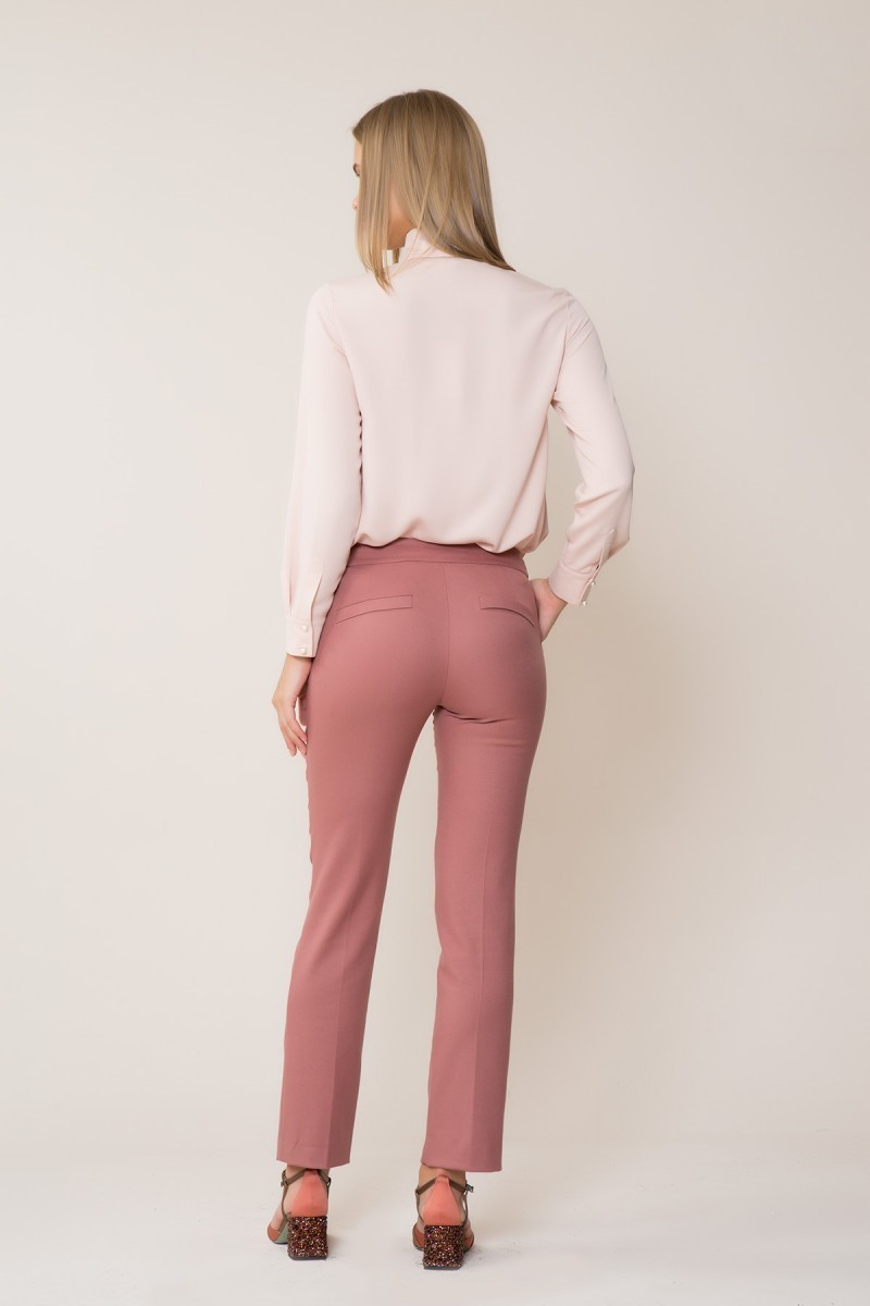 Dried Rose Trousers