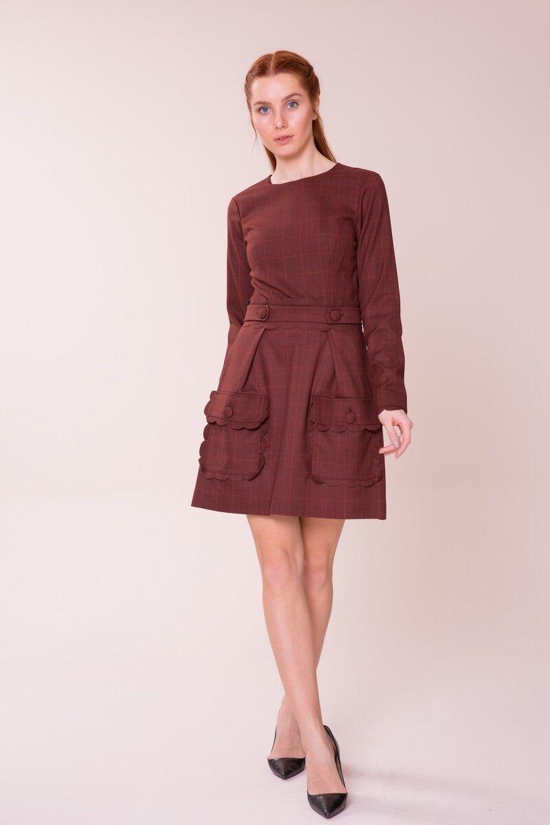 GIZIA CASUAL - Cep Detaylı Mini Elbise