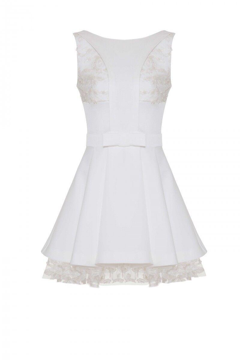 GIZIA - Fiyonk Detaylı Elbise