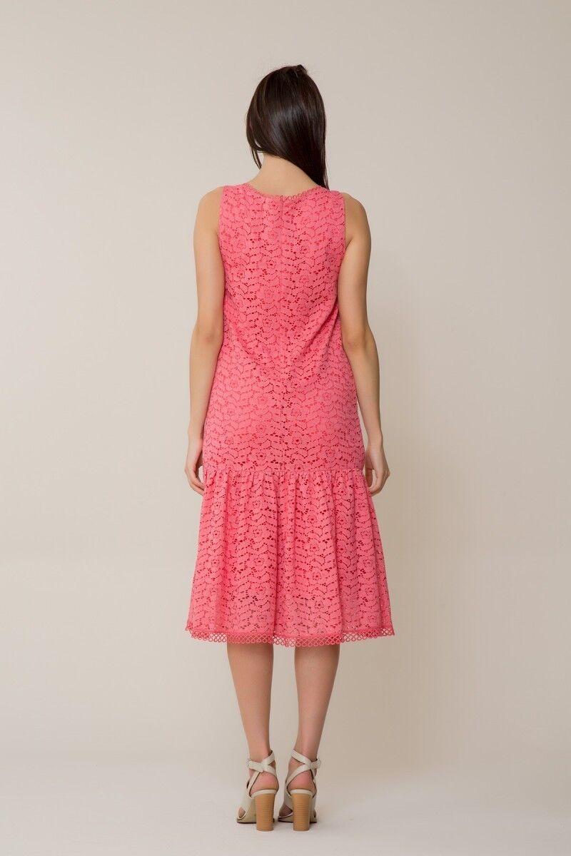 Güpür Midi Elbise