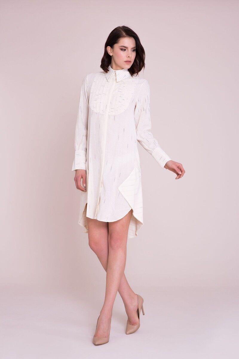 High-Low Shirt Dress