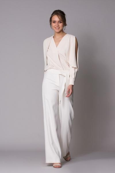 GIZIA - Kemer Tasarımlı Salaş Pantolon