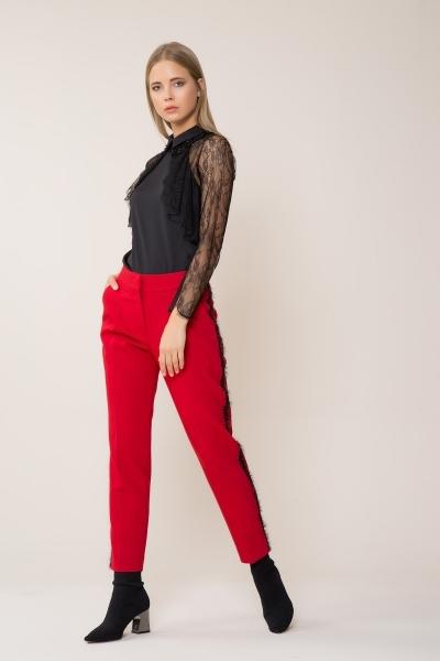 GIZIA CASUAL - Kırmızı Pantolon