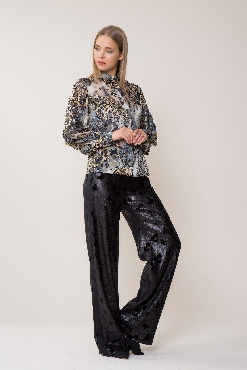 Leopard Patterned Shirt