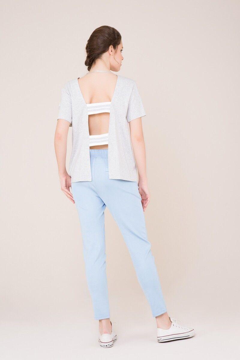 GIZIA SPORT - Mavi Pantolon