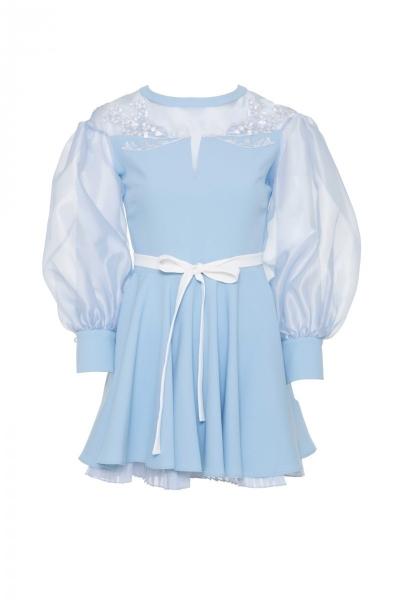 GIZIA CASUAL - Organze Mini Elbise