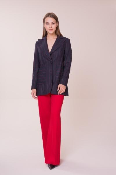 GIZIA - Şerit Detaylı Ceket