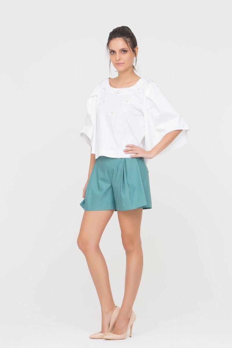Shorts In Green