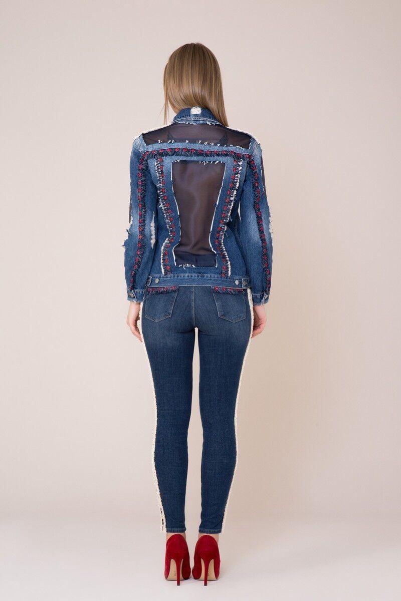 Tassel Detailed Jeans