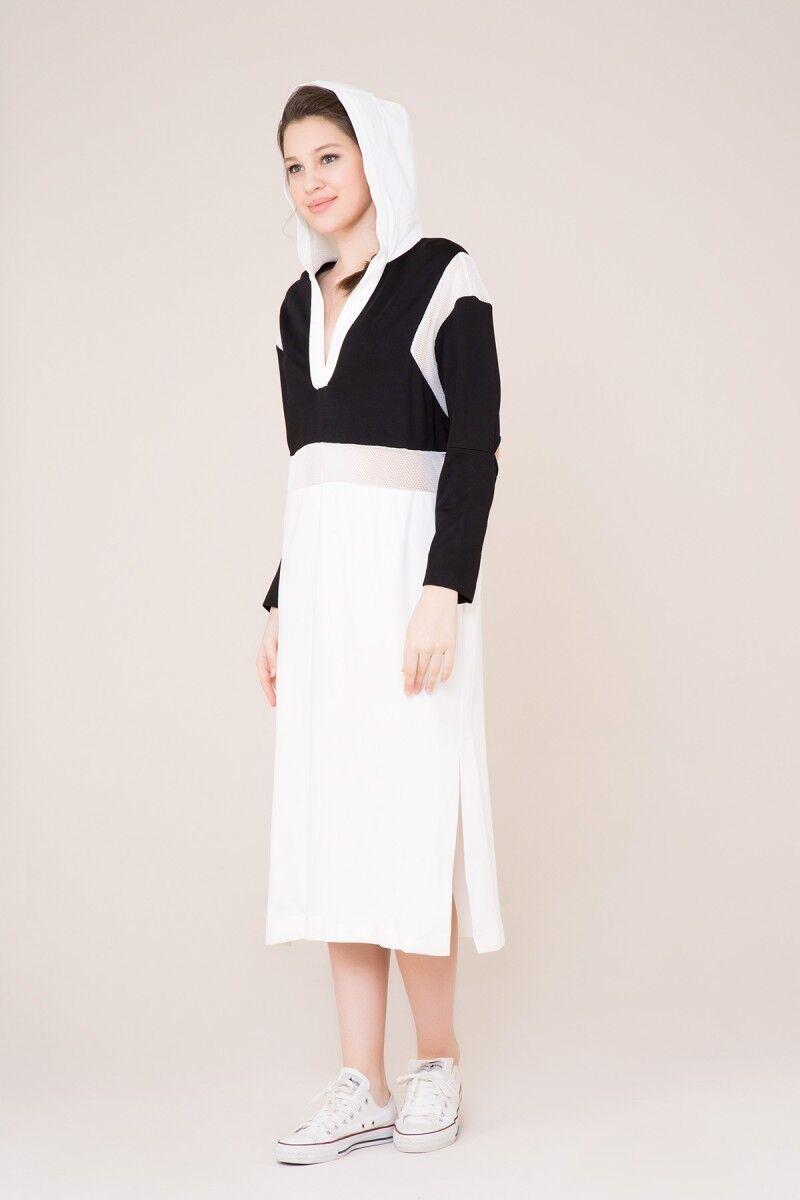 V Neck File Detailed Sports Dress