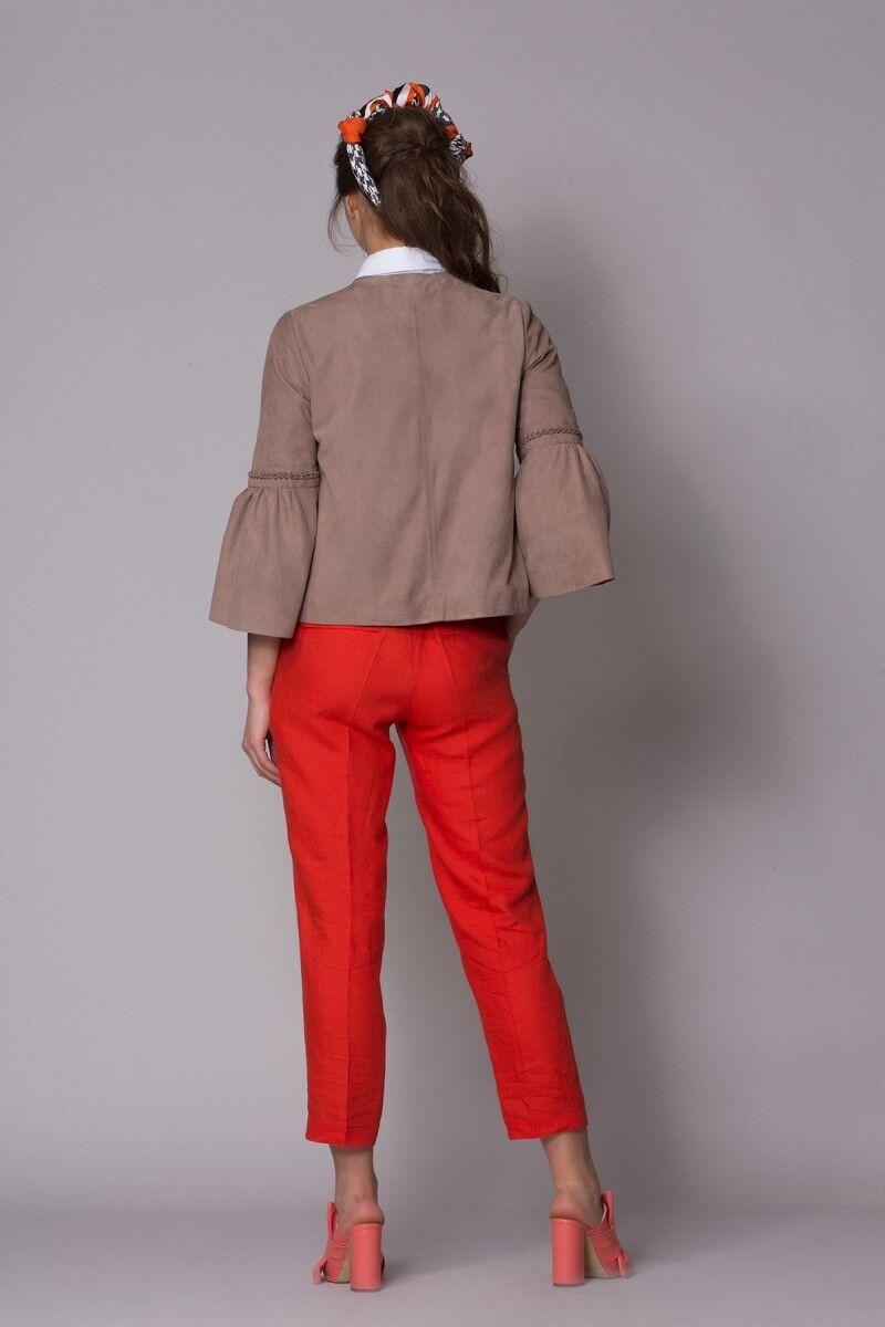 Vizon Rengi Ceket