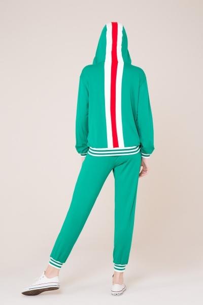 GIZIA SPORT - Yeşil Spor Jogger Pantolon